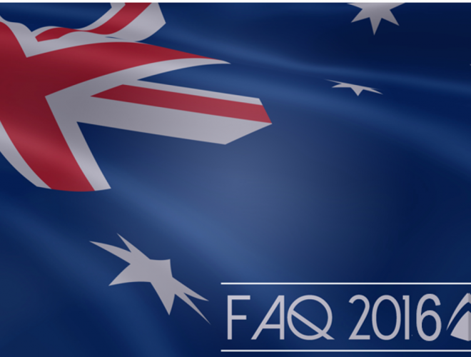 FAQ 2016 – Frequently Asked Questions about moving to Australia
