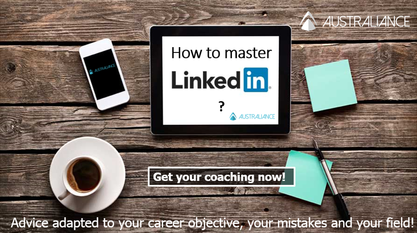 LinkedIn Coaching for professionals in Australia
