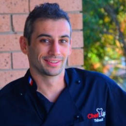 Thibault – Co-founder of Chef Up!