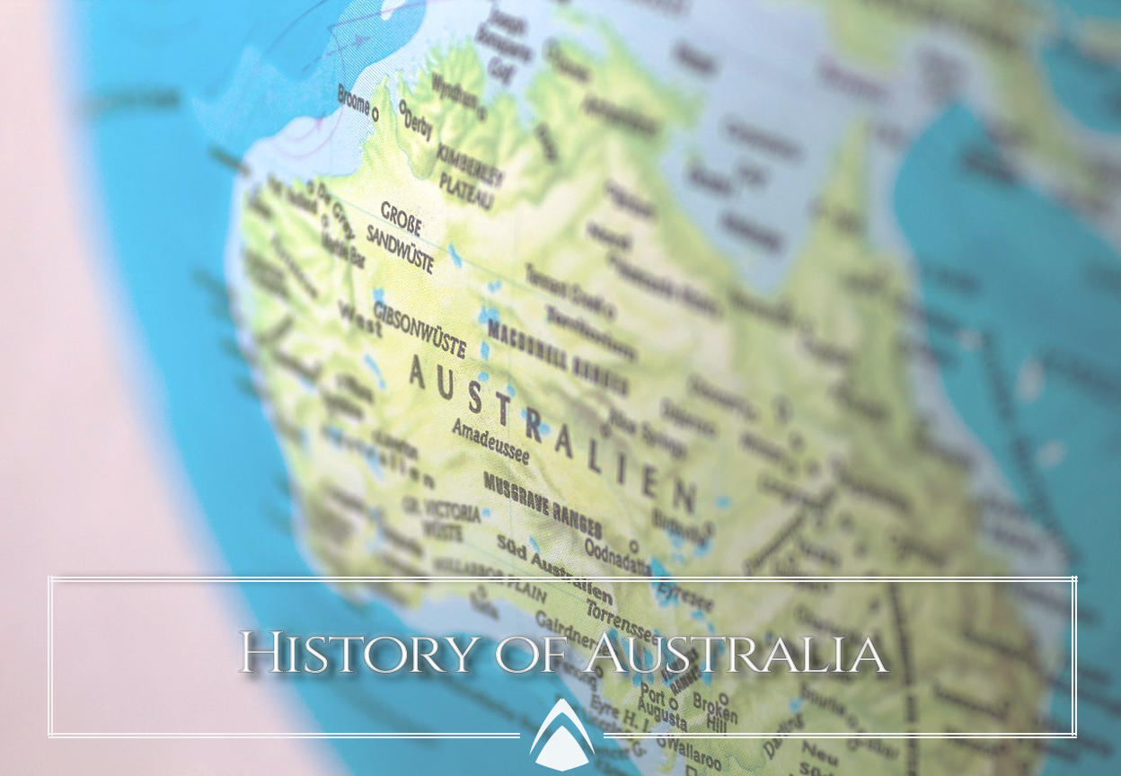 Map Of Australia Gold Rush.History Of Australia Australiance