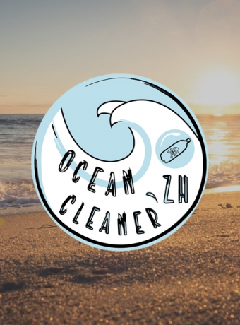 The Ocean Cleaner'zh project arrives in Australia