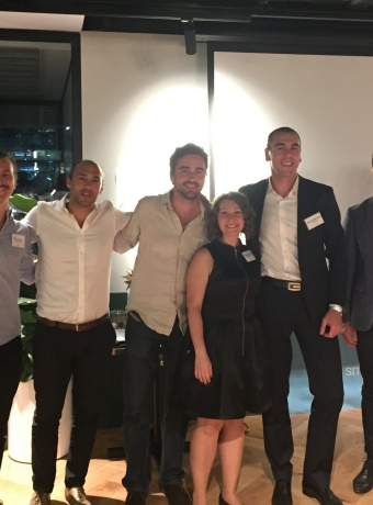 Startup&Angels #3, another great entrepreneurs night in Sydney!