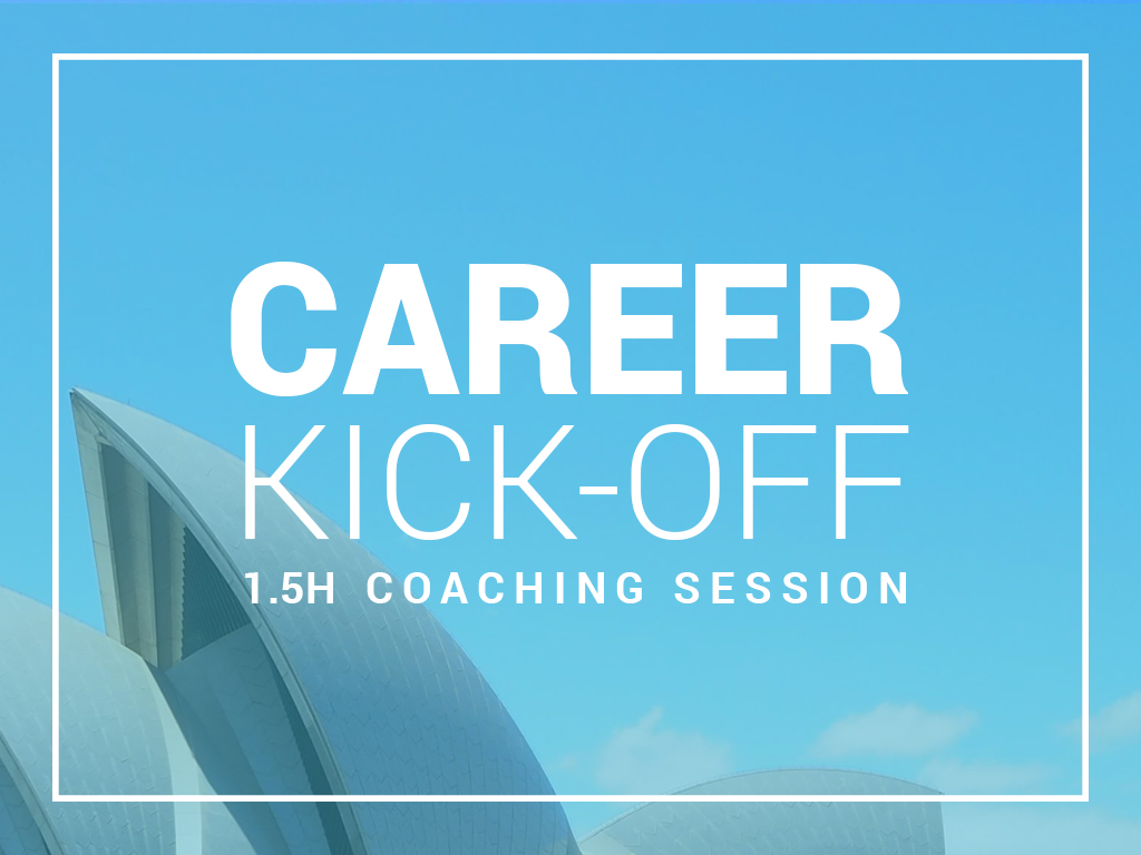 Career KICK-OFF
