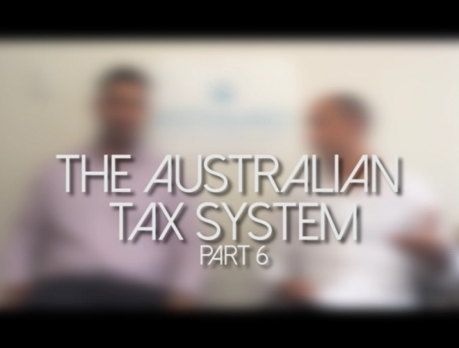 6th episod – New WebseriOz#1 – everything to know about GST in the Australian Tax System