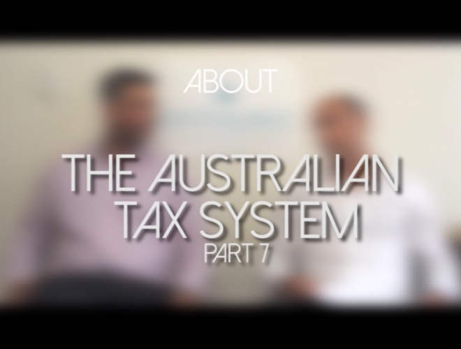 7th episod – New WebseriOz#1 – Become a tax resident in Australia