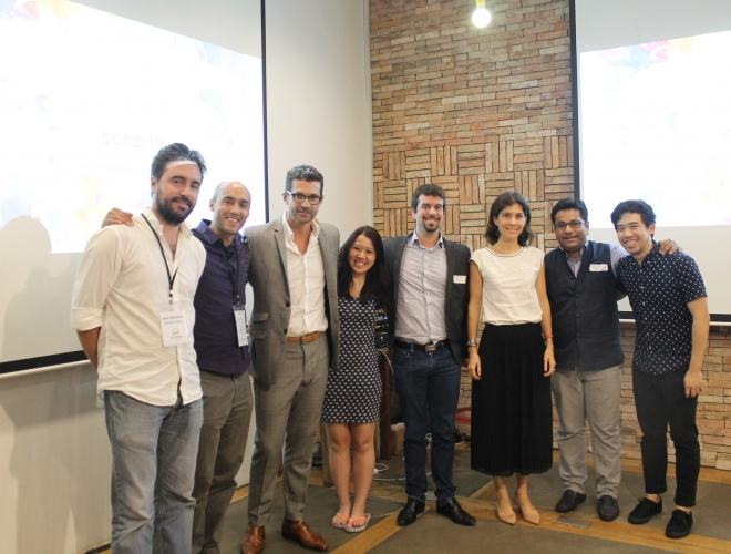 Startup&Angels – Successful first edition of our startup event in Singapore!