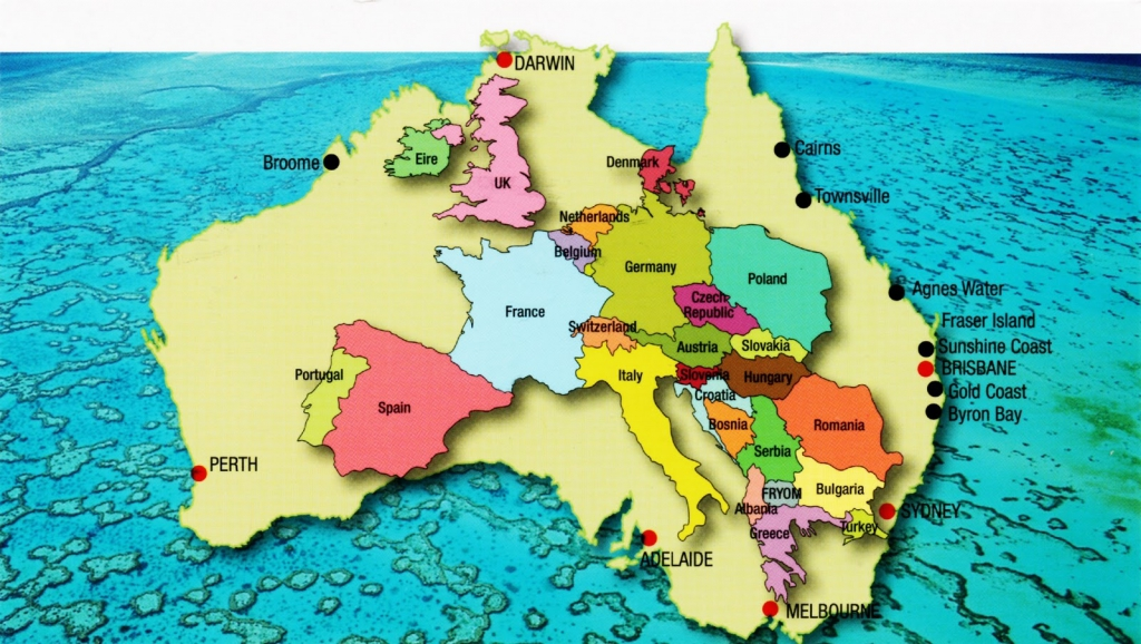 Map Of Australia Facts.10 Fun Suprising Facts About Australia Australiance