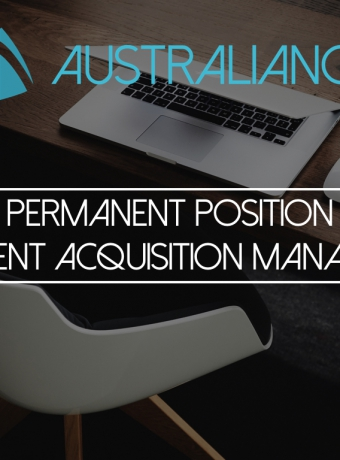 Australiance is hiring: Talent Acquisition Manager