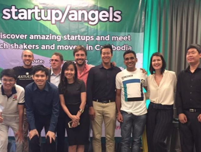 Startup&Angels Cambodia is this Friday!
