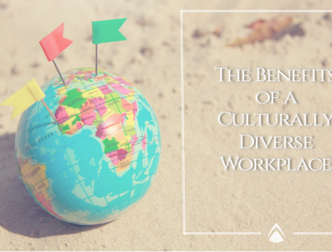 The Benefits of a Culturally Diverse Workplace