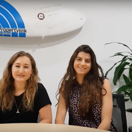 Human Resources internship within Australiance – Laetitia & Clara