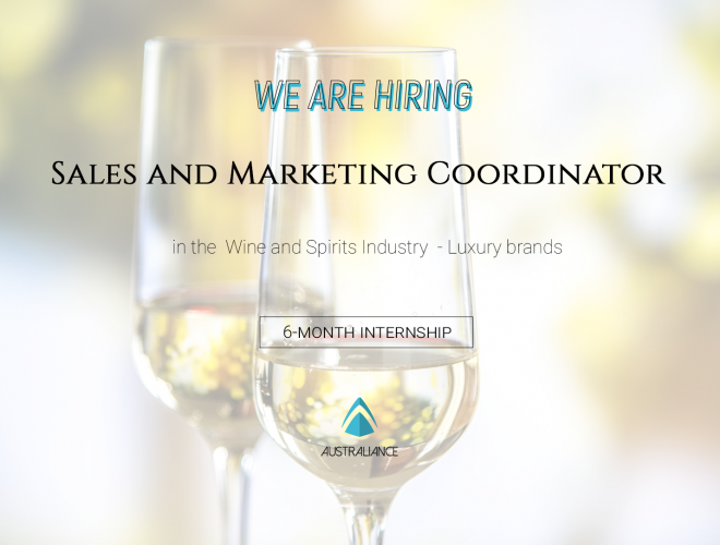 Closed – Internship in Sydney: Sales and Marketing Coordinator