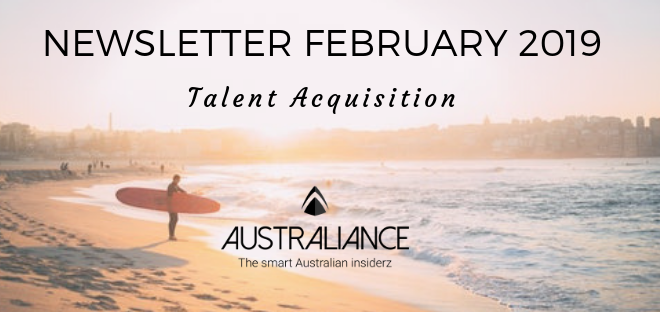 Talent Acquisition Newsletter of February 2019