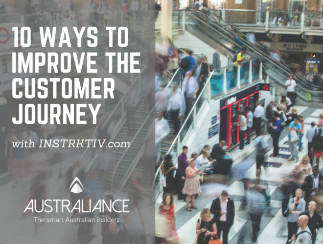 10 Ways to Improve the Customer Journey