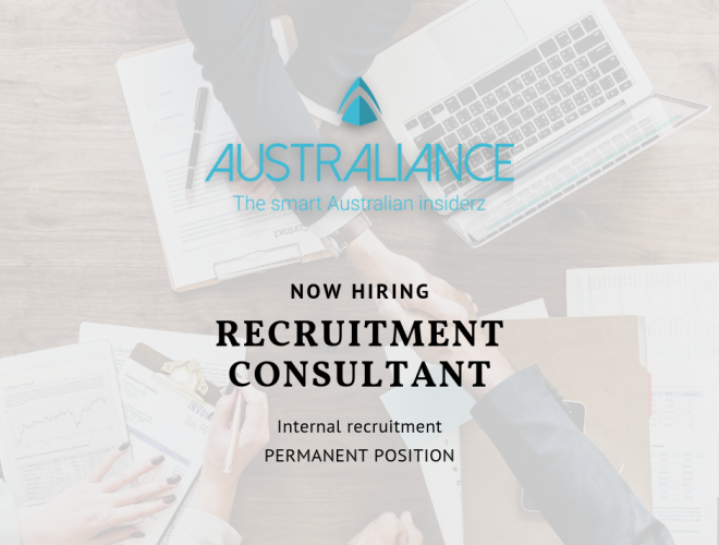 Job Offer: Recruitment Consultant