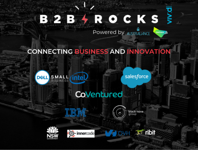 B2B Rocks 2019 Highlights