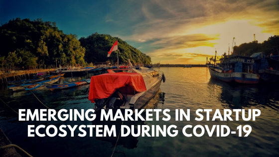 Emerging markets in startup ecosystem during COVID-19