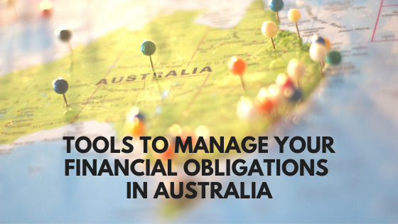 Tools to manage your financial obligations in Australia