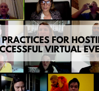 Best practices for hosting a successful virtual event